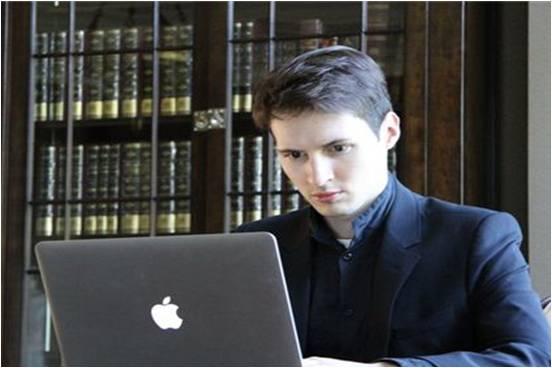 파벨 두로프(텔레그램 CEO)