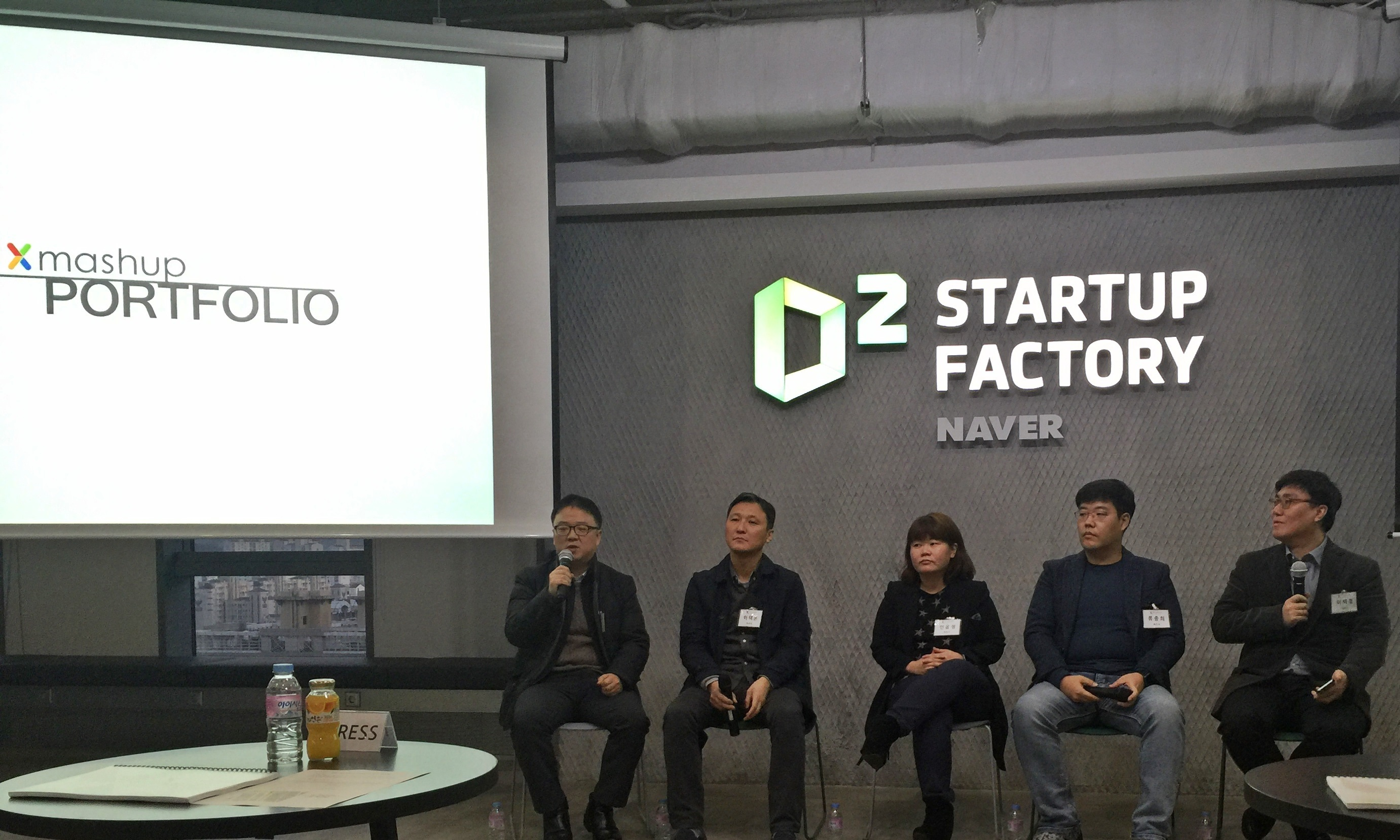 (왼쪽부터) 인상혁 파트너, 이택훈 파트너, 민윤정 파트너, 류중희 파트너, 이택경 대표 파트너